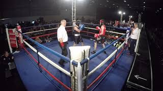 Ultra White Collar Boxing | Peterborough Ring 3 | Aiden McGlynn VS Sam Withers