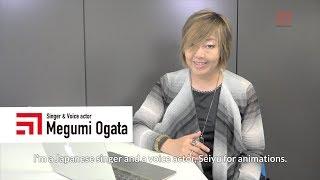 """Animeg. 25th"" Megumi Ogata 25th Seiyuu Debut Anniversary Project: ..."