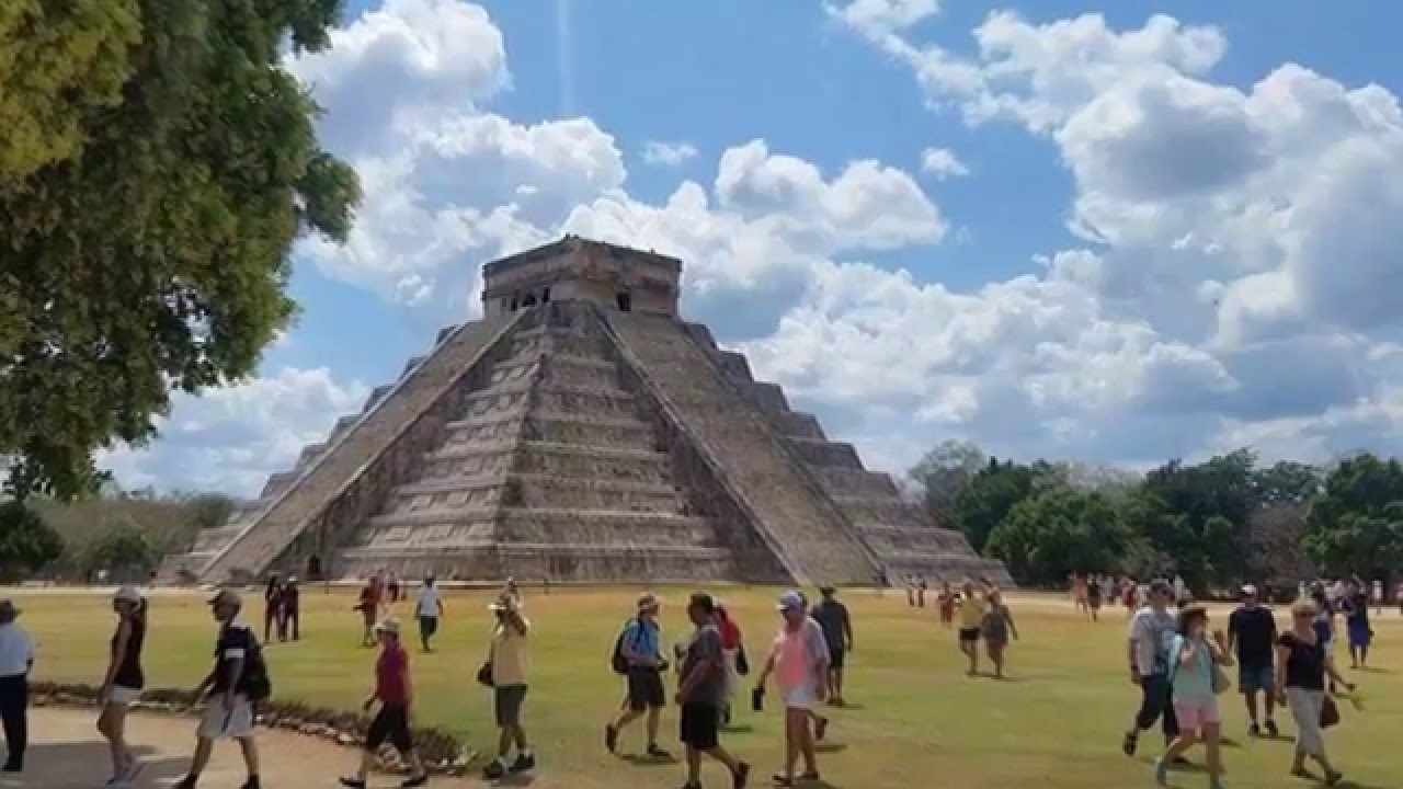 Mexico map tourist attractions 2016   YouTube