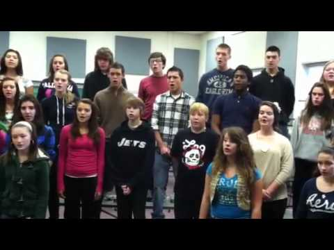 93.7 WSTW Christmas Carol: Bohemia Manor High School