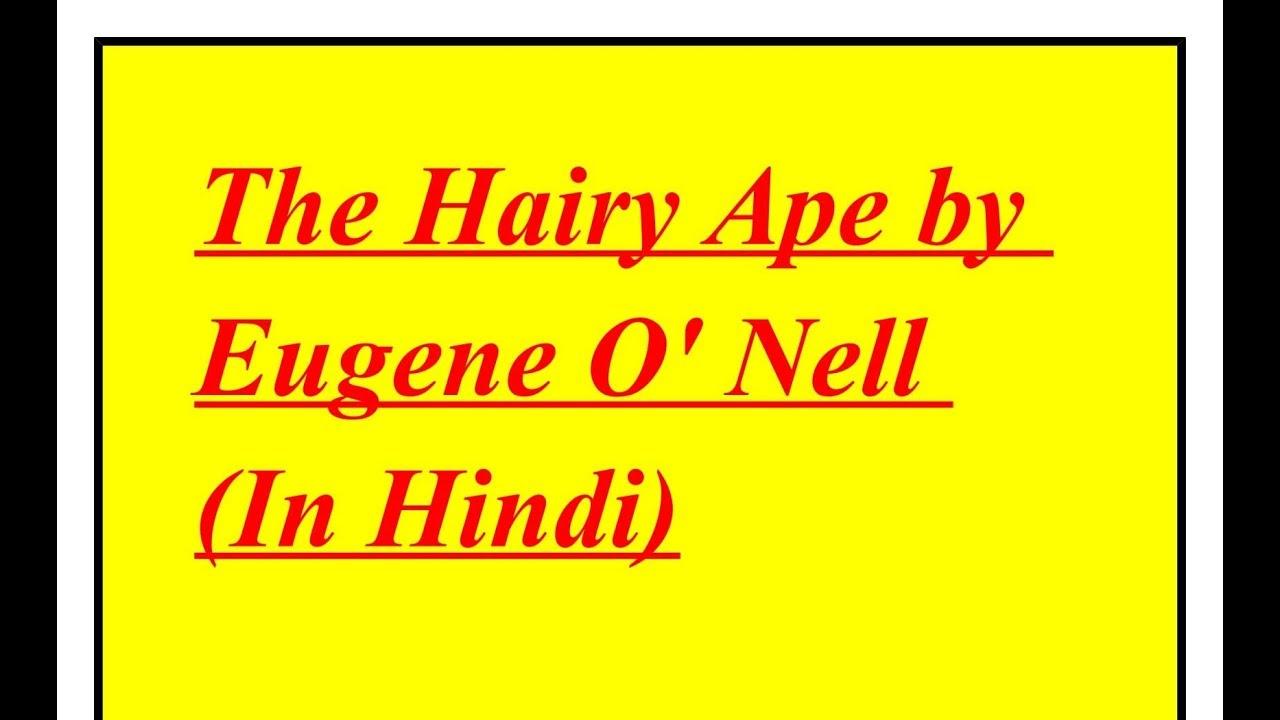 the hairy ape analysis