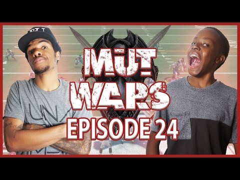 BIG TIME PLAYERS MAKING BIG TIME PLAYS!  - MUT Wars Ep.24| Madden 17 Ultimate Team