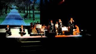 """Adoro """"als ich fortging"""" Live Porsche Arena Stuttgart 05.03.2011 (13)"""