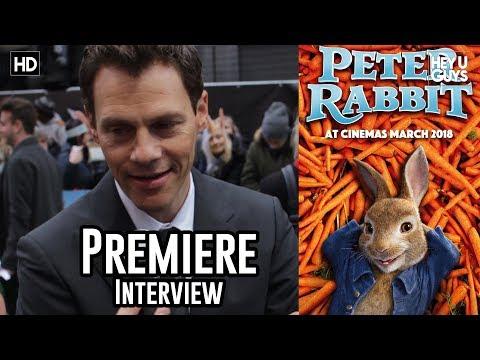 Director Will Gluck - Peter Rabbit Premiere Interview