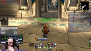 WoW Classic - Light's Hope - Level 60 Priest AQ40! + Progession !