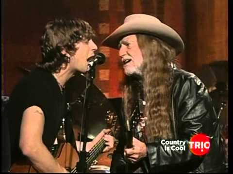 Matchbox Twenty & Willie Nelson    Mamas Don't Let Your Babies Grow up to Be Cowboys
