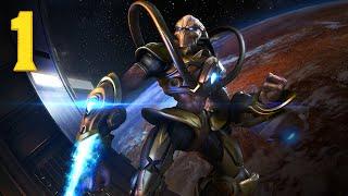 StarCraft Remastered - Kampania Protosów #1