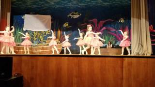 Ballet dance to Gnarly Shop (Finding Dory) 2017