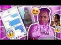 """YNW MELLY """"4 REAL"""" SONG LYRIC PRANK ON EX!