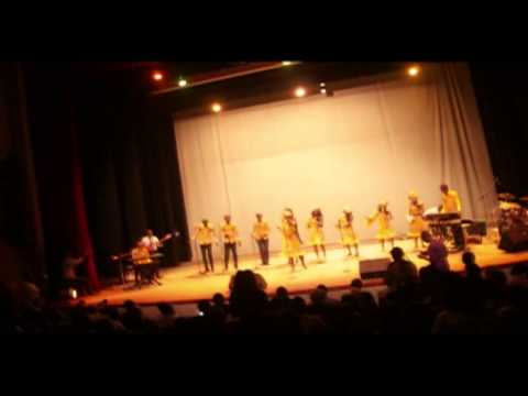 Sarafina! : a fitting, classy tribute to the class of '76 worldnews.