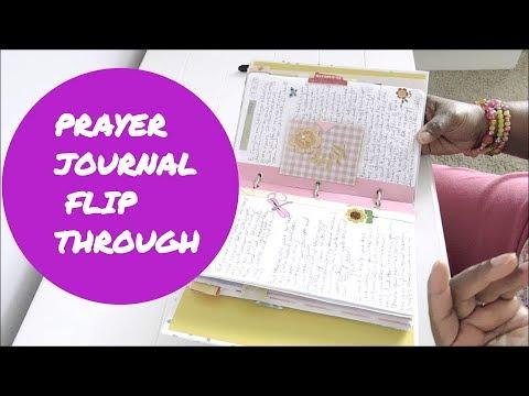 Sharing My Prayer Journal | Scripture...