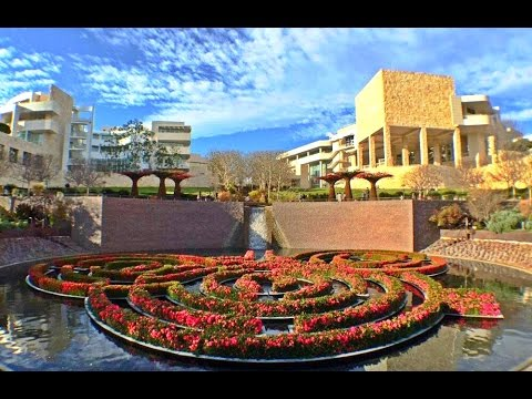 DayTripper Tours Visits the J. Paul Getty Center Museum