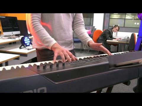 NCD Presents - Studio Sounds