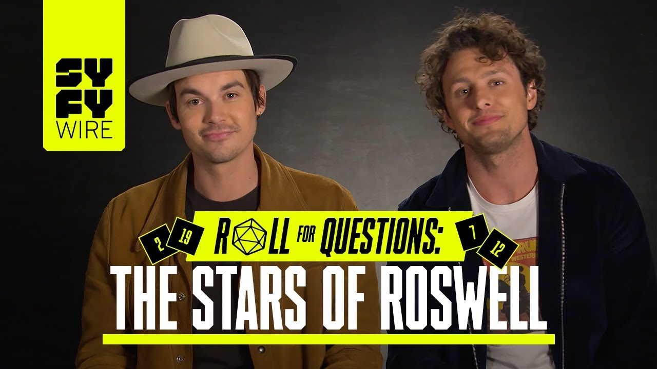 Roswell stars dating who