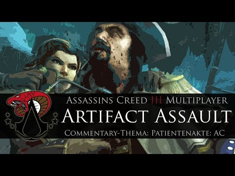AC3 AA commentary [GER] - Patientenakte: AC