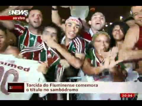 Fluminense conquista o título do...