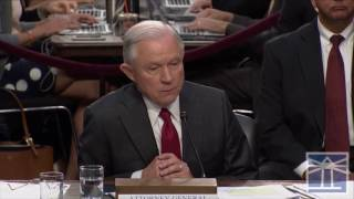 'I'm not able to be rushed this fast, it makes me nervous' | Sessions testifies