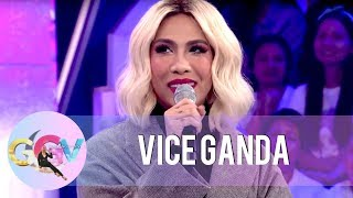 Vice Ganda reveals that he gets jealous of Catriona Gray | GGV
