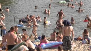 TKB -Sanepid przebadał: kąpiel w OSiR Wawrzkowizna bez obaw - 05.08.2015