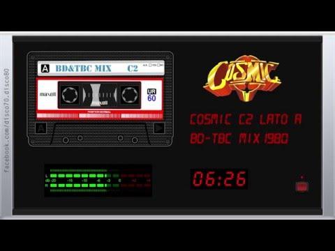 COSMIC C2 (1980) LATO A [Audio Restaurato]