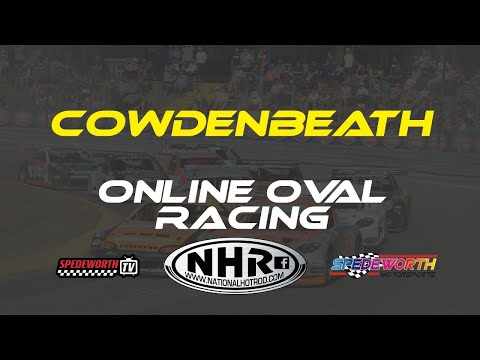 Round 5 - Cowdenbeath - Online Oval Racing