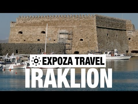 Iraklion Vacation Travel Video Guide