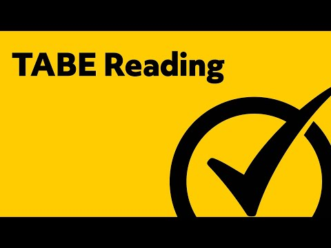 Best TABE Test Practice Reading Study Guide