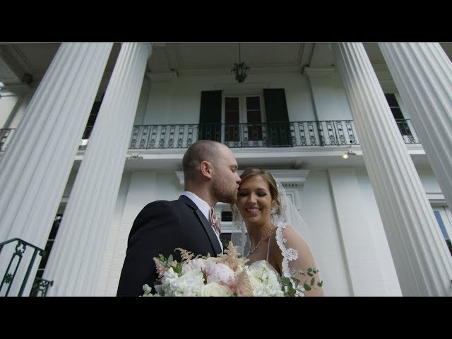 Elizabeth & Christopher | Riverwood Mansion Wedding