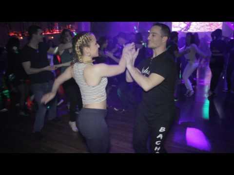 "Alon And Raquel@Social Sensual Bachata Dance ""Night Changes"""