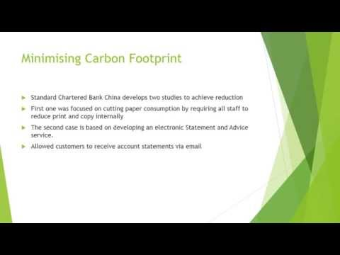 Technology's Impact On The Environment MSCI GROUP #31