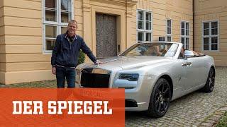 Rolls-Royce Dawn im Test: Leben im Luftschloss