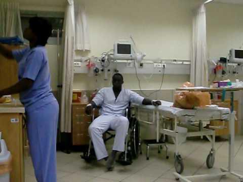 Rabies Equatorial Guinea hospital La-Paz