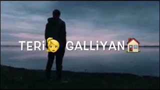 Download lagu Teri Galiyan Ek Villain song whatsapp status video MP3