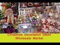 Christmas Decoration Items Wholesale Market, Pan Mandi Sadar Bazar