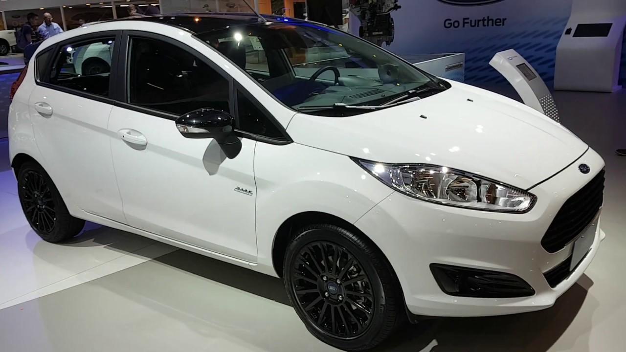 2018 Ford Fiesta St >> Ford New Fiesta EcoBoost 2017 - www.car.blog.br - YouTube