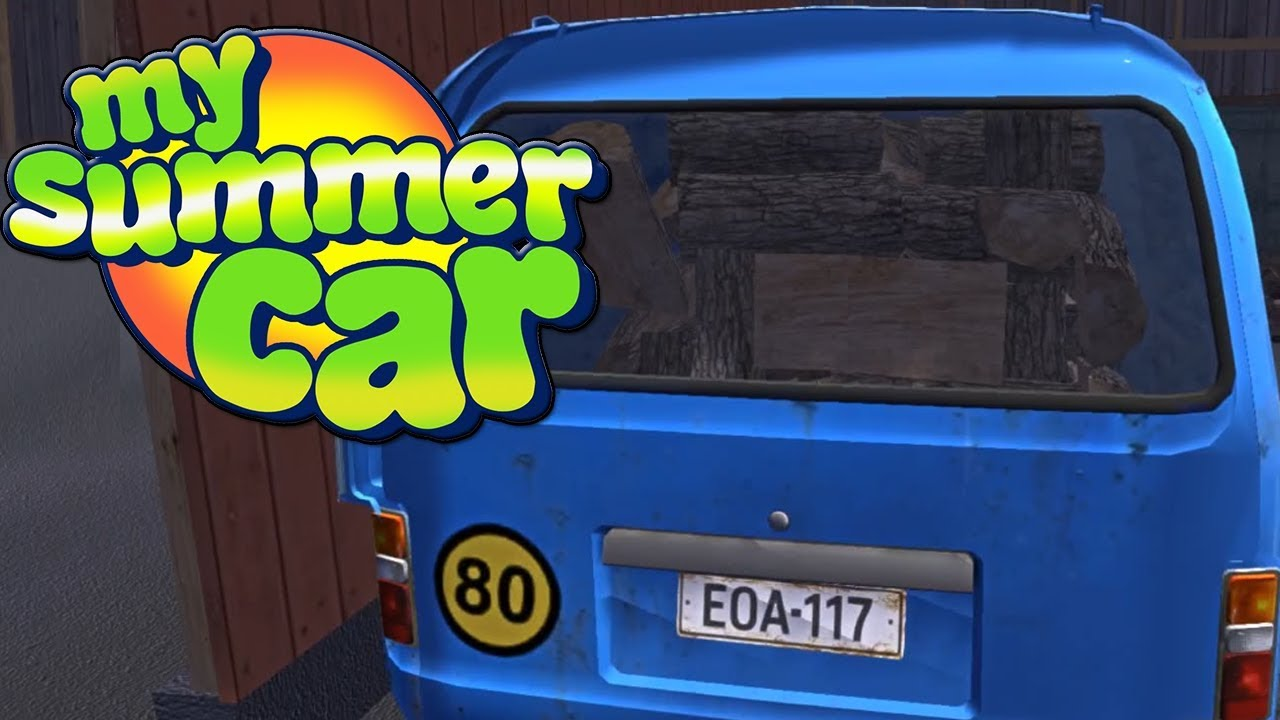 GENIALNY PLAN NA BIZNES – My Summer Car #83