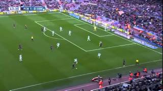 Fc barcelona vs cordoba 20 12 2014 highlights pl