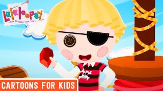 Lalaloopsy - Anchors Away   Lalaloopsy Webisode Compilation   HD Full Episodes   Cartoons for Kids