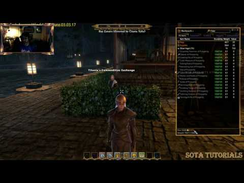 Shroud of the Avatar - Making quick gold buy selling Ore and other commodities
