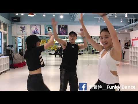 開始線上練舞:三角舞(一般版)-潘若廸 | 最新上架MV舞蹈影片