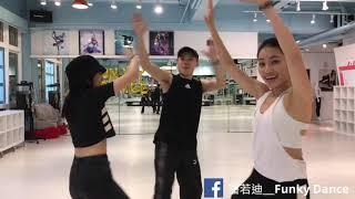 潘若廸_Funky Dance_「三角舞」分解動作 完整版