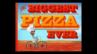 SB The Biggest Pizza Ever