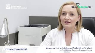 Badania prenatalne w Dolnośląskim Centrum Ginekologii