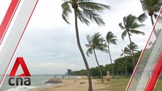 Singapore exploring measures to guard against rising sea levels