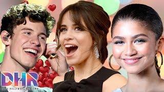 Zendaya's 'EUPHORIA' Song Headed To #1?! Camila Cabello Finally ADMITS She's Fallen In Love! (DHR)