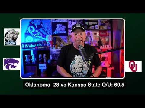 Oklahoma vs Kansas State Free College Football Pick and Prediction  CFB Tips  Saturday 9/26/20