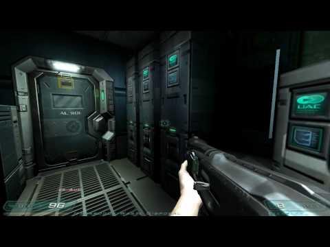 Doom 3 Walkthrough Part 11 HD - Level 7, Alpha Labs Sector 3