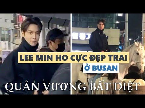 Gặp Lee Min Ho đang quay Quân Vương Bất Diệt ở Busan | Thông tin phim tổng hợp 1