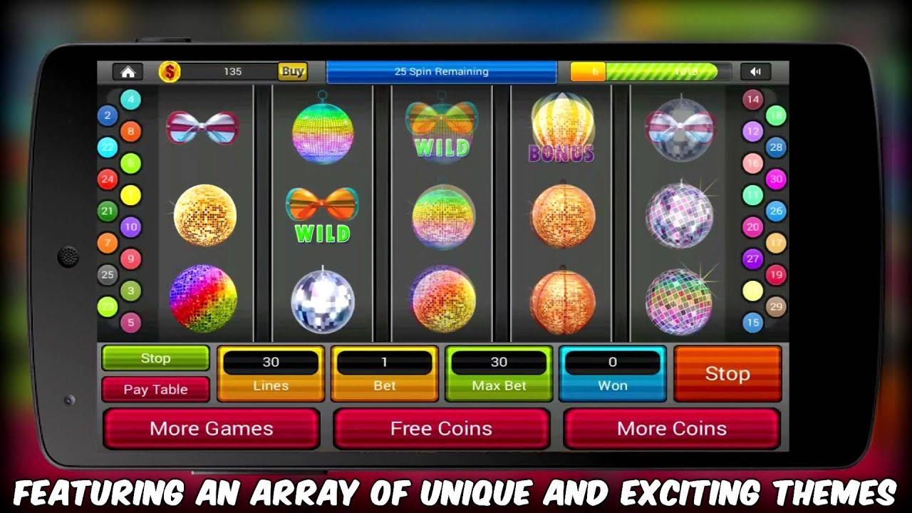 Slots Jackpot Game