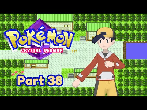 Pokemon Crystal: Kanto | Rock Tunnel, Lavender Town, Rail Pass | Part 5